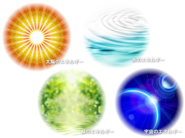 宇宙とつながるエネルギーヒーリング ペレレイ